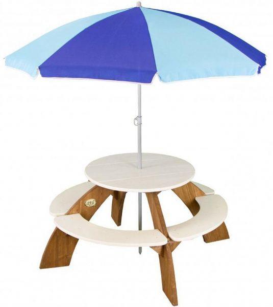 Axi Orion bjeket med parasoll - Axi gartner 031024