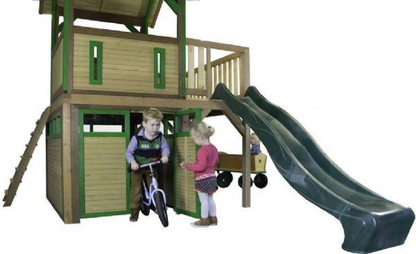 Axi Garasje for lekehus - AXI Playground 937418