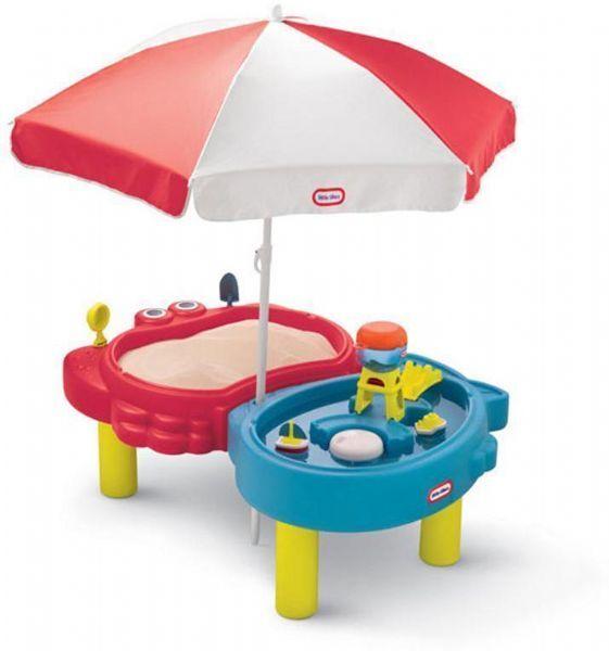 Little Tikes Sand og vann lekebord - Little Tikes 401L00 Sandkasser