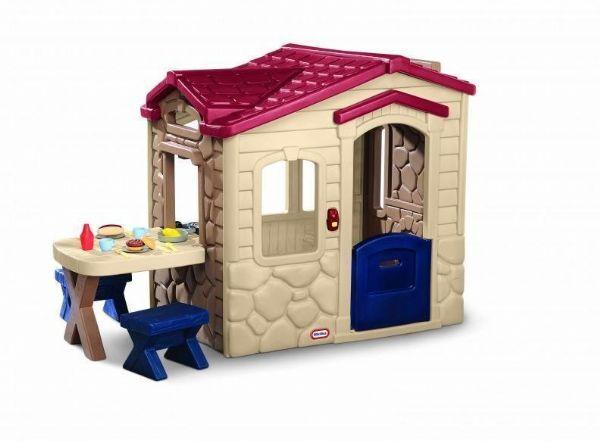 Little Tikes Lekehus med dørklokke - Little Tikes lekehus 170621