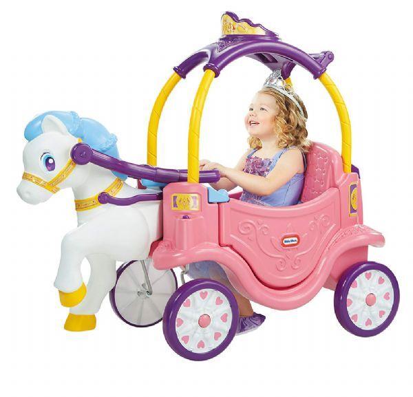 Little Tikes Princess Caret - Little Tikes går biler 642326