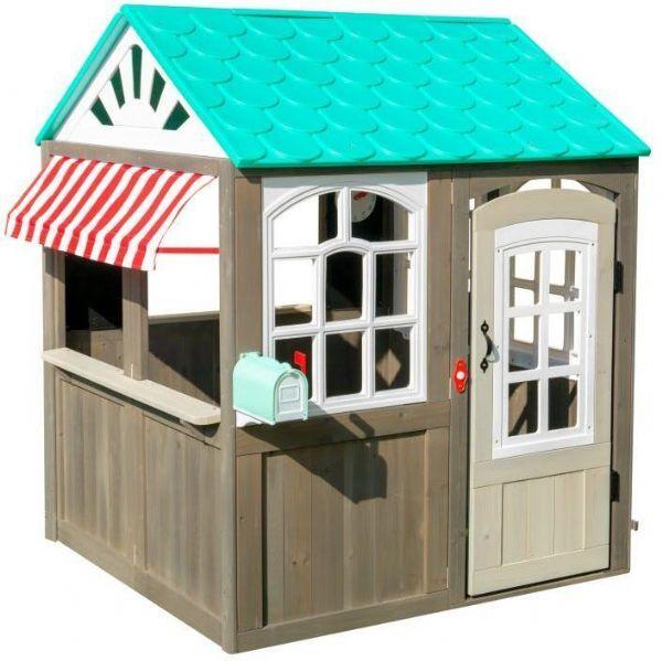 Kidkraft Strand hytte utendørs Playhous - Kidkraft Playhouse 00419