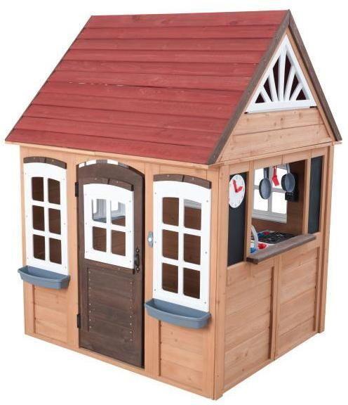 Kidkraft Fairmeadow Wood Playhouse - Kidkraft Playhouse 10023