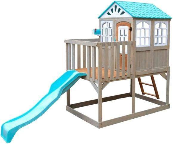 Kidkraft Highline Retreat Playhouse - Kidkraft Playhouse F29060EF