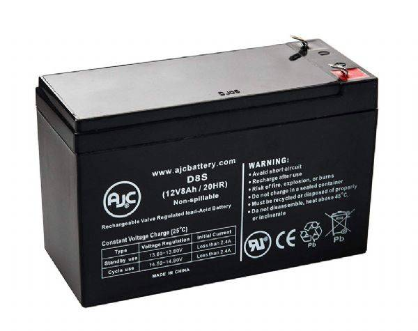 Razor Dirt Quad Battery V1 - Razor Reservedel W15130412003