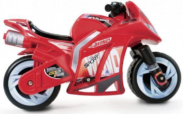 Injusa Racer Wind Motorsykkel, 6V - Elbil 646