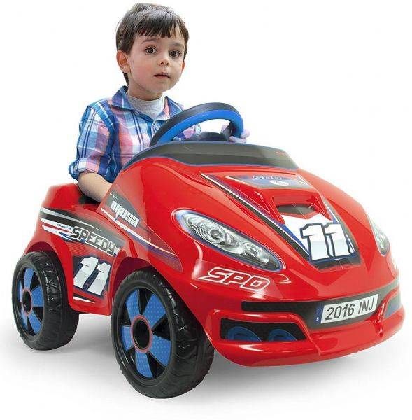Injusa Speedy Imove Electric Car 6v - Injusa elbil 7141