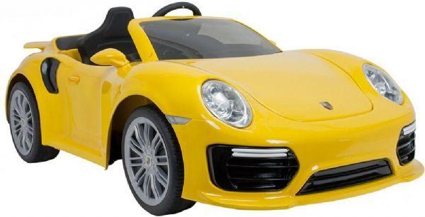 Injusa Porsche 911 Turbo S 6V Elbil - Elbil til barn 6 volt 7182