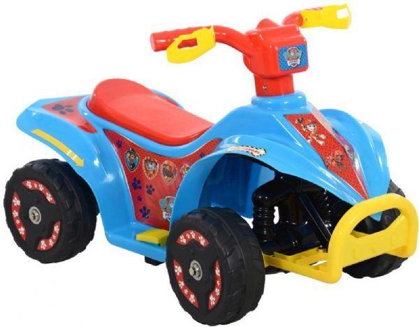 Paw Patrol El Quad 6V - Paw Patrol Elbiler 927303