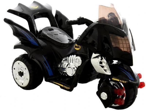 Batman Elbil 6V - Batman elbil 9245