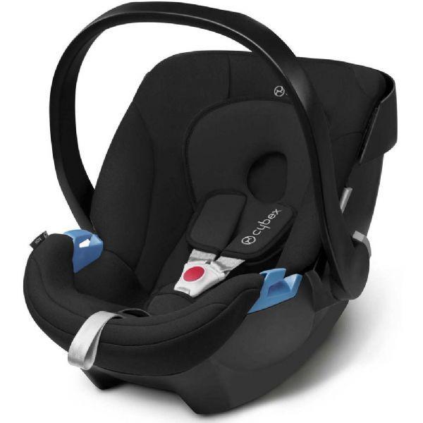Cybex Aton PureBlack Baby bils - CYBEX Babyutstyr Barnesete 513