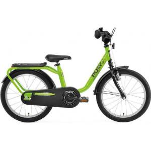 Puky Barnesykkel grønn 18 tommer - Puky Z 8 4319