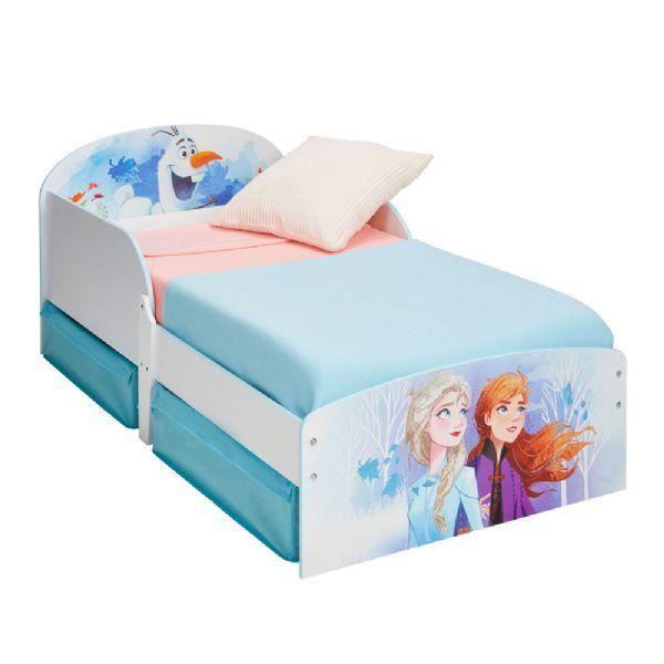 Worlds Apart Disney Frost juniorseng med ma - Disney frosne barneseng 670521