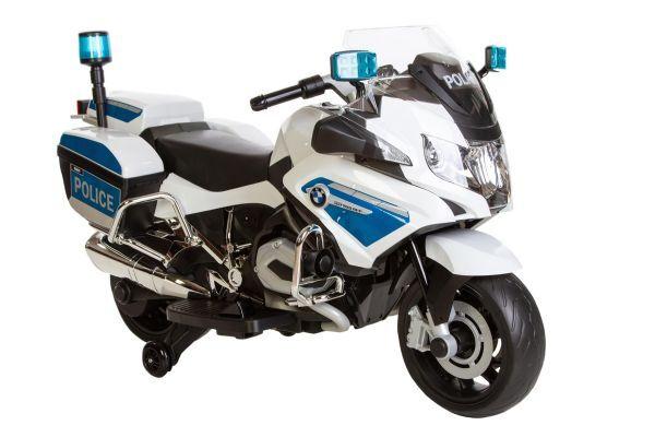 BMW R1200 Politi motorsykkel 1 - Elektrisk bil for barn 000794