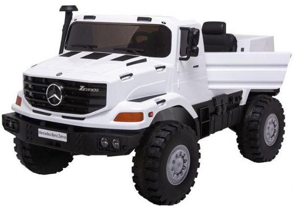 Mercedes Zetros 24VOLT 2X24V - Elektrisk bil for barn 000978