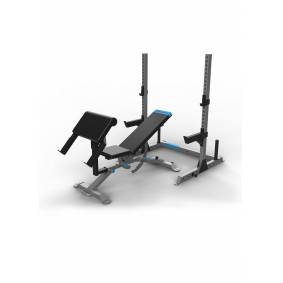 Pro-Form ProForm Utility Bench With rack