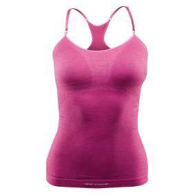 Devold Pulse Strap Top dame Pink