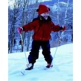 Bergans Vestmarka bukse barn 6 år marine