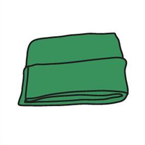 Ally kanoduk for 15.5 Grønn