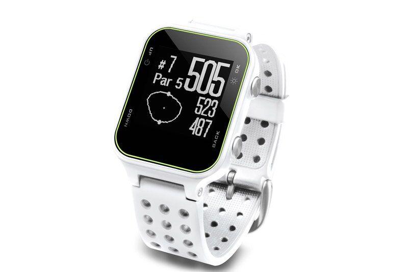 Garmin Approach S20 GPS Golf Watch - White