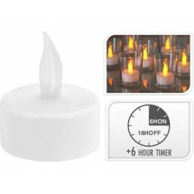 Sony Ericsson Others Tealight led flickering candle 4pcs