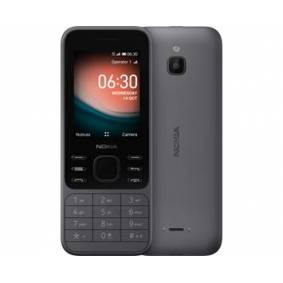 Nokia 6300 4G Charcoal
