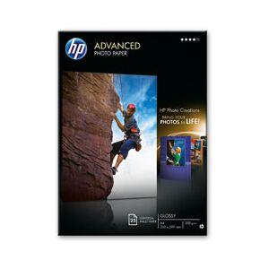 HP Advanced Glossy Photo Paper A4