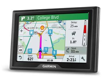 Garmin Drive 51 Western EU LMT-S
