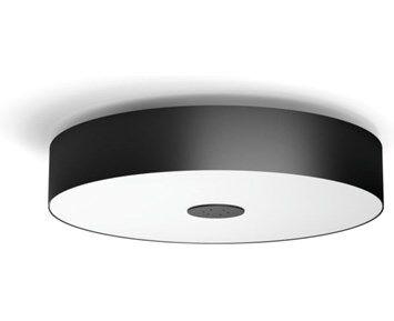 Philips Hue Fair ceiling lamp black 1x39W 24V