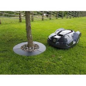 Sony Ericsson Ventura Tree ring 60cm for lawn movers metal painted
