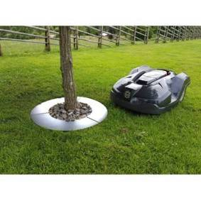 Sony Ericsson Ventura Tree ring 60cm for lawn movers metal unpainted