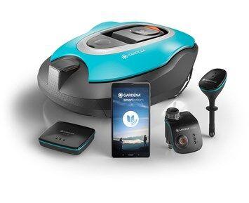 Sony Ericsson Gardena Smart System Set