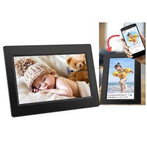 Denver Smart 7 digital photoframe Bl