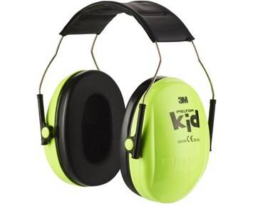 Sony Ericsson Peltor Kid Earmuff H510AK - Neon Green