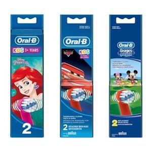 Sony Ericsson Oral-B EB10 Kids 2-pack