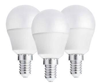 Andersson LED bulb E14 G45 3W 2700K 250LM 3-pack