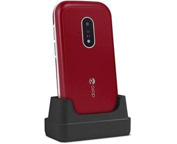 Doro 7031 Red/White 4G