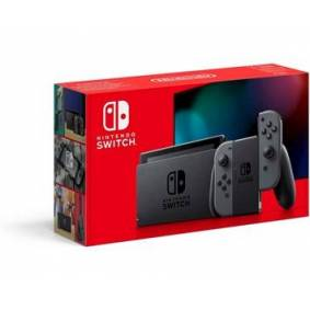 Nintendo Switch Grey 2019