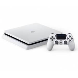 Sony PlayStation 4 500GB F White