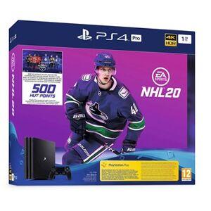 Sony PlayStation 4  PRO 1TB + NHL20