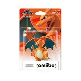 Nintendo amiibo Charizard No. 33 Super Smash Bros. Collection