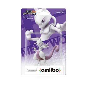 Nintendo amiibo Mewtwo No. 51 Super Smash Bros. Collection