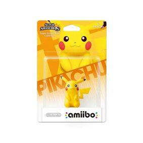 Nintendo amiibo Pikachu No. 10 Super Smash Bros. Collection
