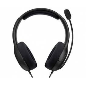 Nintendo PDP LVL40 Wired Stereo Headset - Black