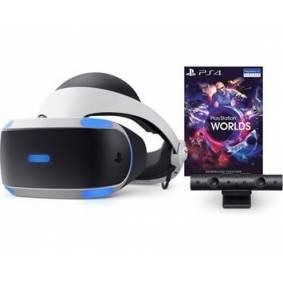 Sony PlayStation VR-Headset Pakke Mk5 for PS4 & PS5