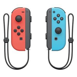 Nintendo Switch Joy-Con Pair Neon Red, Blue