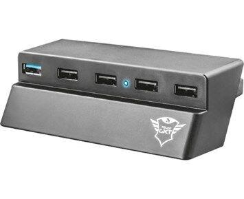 Trust GXT219 USB Hub PS4 Slim