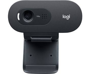 Logitech C505 HD black