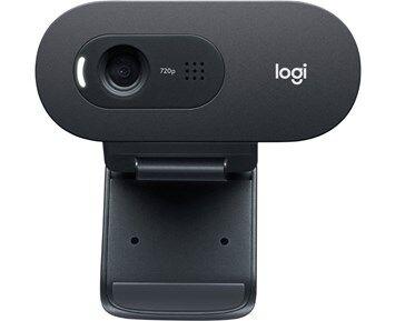 Logitech C505 HD black