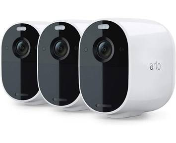 Sony Ericsson Arlo Essential 3-Pack - White